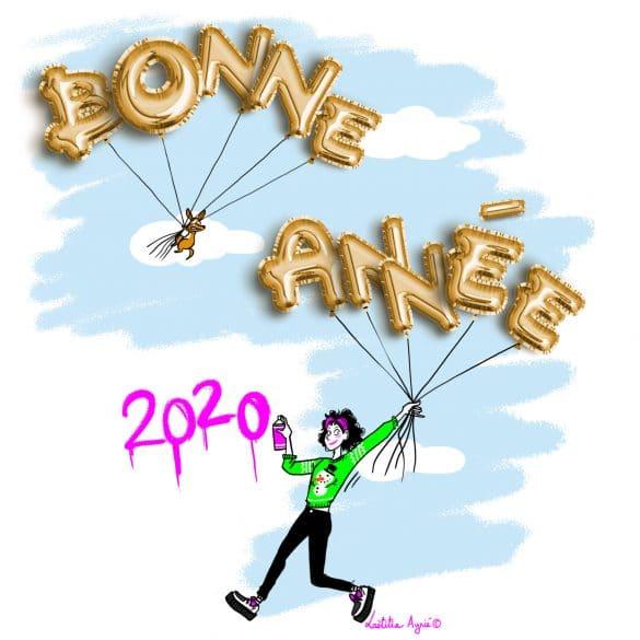 voeux 2020 laetitia aynie